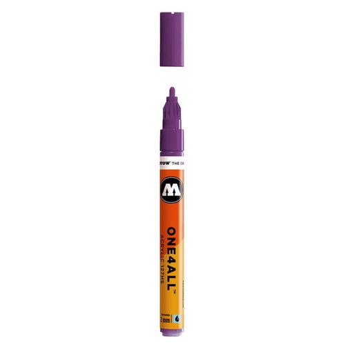 Molotow Molotow One four All Acrylmarker 2 mm nr 42 Currant