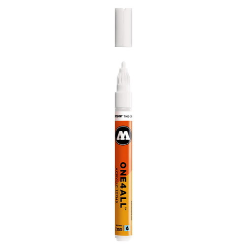Molotow Molotow One four All Acrylmarker 2 mm nr 160 Signal White