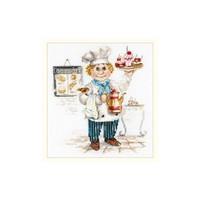 Alisa Borduurpakket Patisserie Chef S6-12