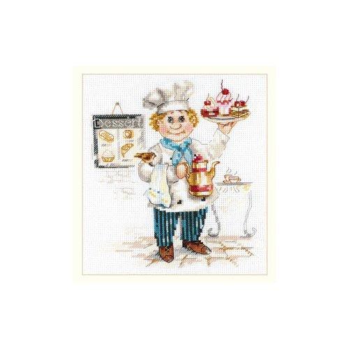 Alisa Alisa Borduurpakket Patisserie Chef S6-12