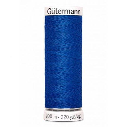 Gutermann Gutermann Naaigaren 200 meter Blauw 315
