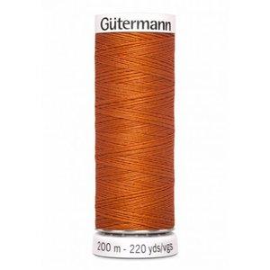 Gutermann Gutermann Naaigaren 200 meter Oranje 982