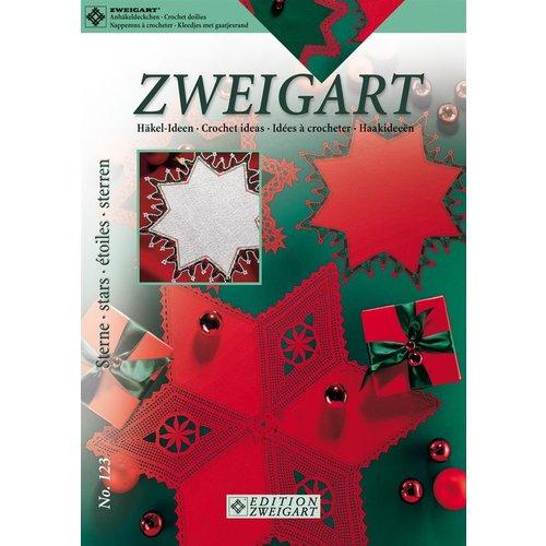 Zweigart Zweigart voorbeeldboekje Haakpatronen Kerst nr 123
