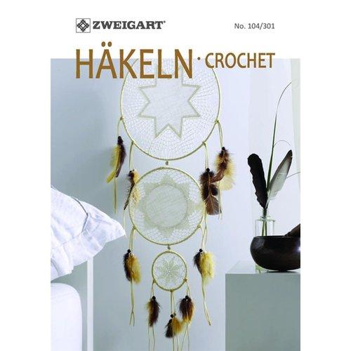 Zweigart Zweigart voorbeeldboekje Haakpatronen  Crochet