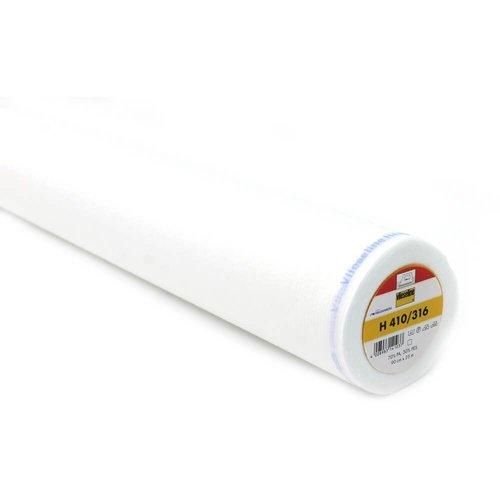 Vlieseline Vlieseline Tussenvoering Plakbaar H410 Wit 100 x 90 cm
