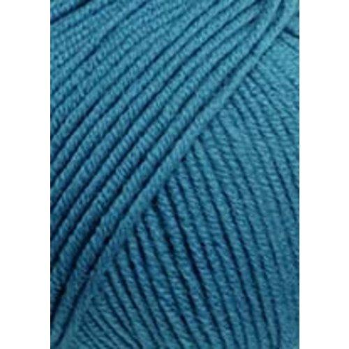 Lang Yarns Lang Yarns Merino 120 50 gram Donker Turquoise 272