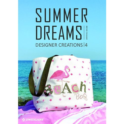 Zweigart Zweigart Borduurpatronen boekje Summer Dreams