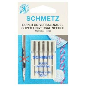 Schmetz Schmetz Super Universeel 5 naalden 90-14