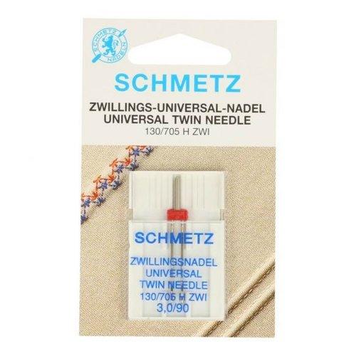 Schmetz Schmetz Tweeling naald 3.0 - 90