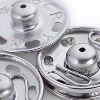 Prym Aannaaidrukknopen 21mm Zilver 3 stuks