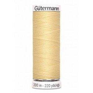 Gutermann Gutermann Naaigaren 200 meter Geel 325