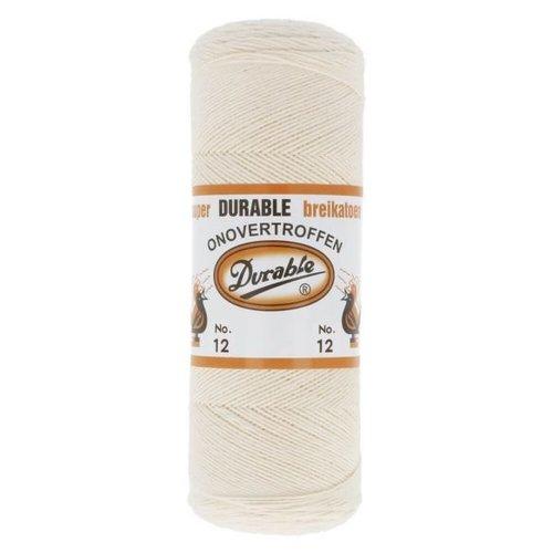 Durable Durable Breikatoen 100 gram Ecru