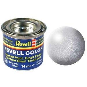 Revell Revell Email Verf 14 ml nr 90 Zilver Metallic