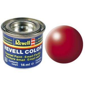 Revell Revell Email Verf 14 ml nr 330 Vuurrood zijdemat