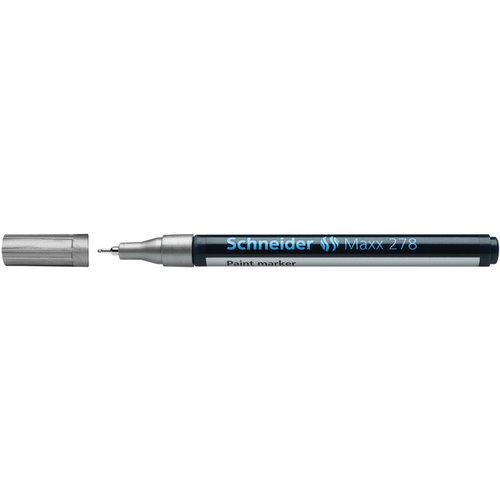 Schneider Lakmarker Schneider Maxx 278 0,8 mm zilver