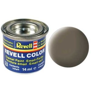 Revell Revell Email Verf 14 ml nr 86 Kaki Mat