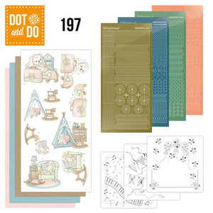 Dot and Do Dot and Do 197 - Yvonne Creations - Newborn