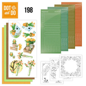 Dot and Do Dot and Do 198 - Jeanine's Art - Welcome Spring