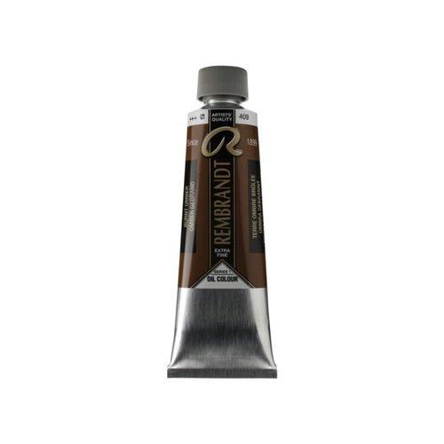 Rembrandt Rembrandt Olieverf 150 ml Tube Omber gebrand 409