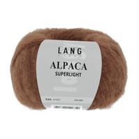 Lang Yarns Alpaca Superlight Rost 25 gram nr. 167