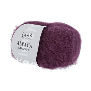 Lang Yarns Lang Yarns Alpaca Superlight Beere 25 gram nr. 166