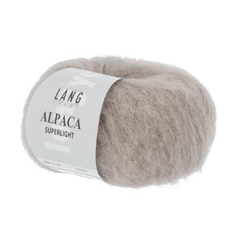 Lang Yarns Lang Yarns Alpaca Superlight Beige 25 gram nr 126