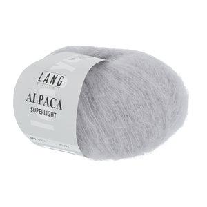 Lang Yarns Lang Yarns Alpaca Superlight Hellgrau 25 gram nr 103
