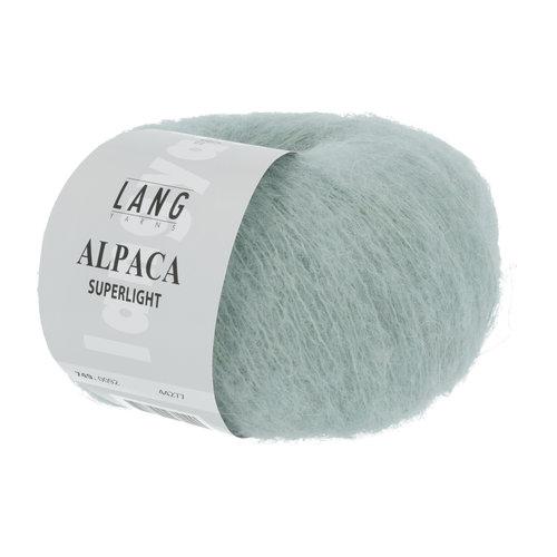 Lang Yarns Lang Yarns Alpaca Superlight Salbei 25 gram nr 92