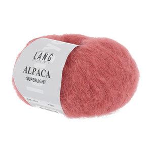 Lang Yarns Lang Yarns Alpaca Superlight Meloen 25 gram nr 29