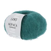 Lang Yarns Alpaca Superlight Smaragd 25 gram nr 74