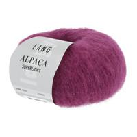 Lang Yarns Alpaca Superlight Fuchsia 25 gram nr 66