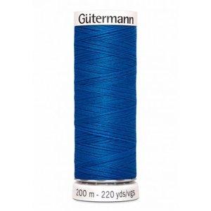 Gutermann Gutermann Naaigaren 200 meter Blauw 322