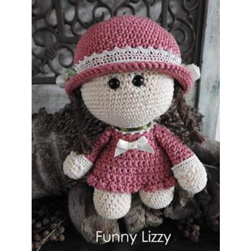 Funny's Haken Funny Haakpakket Lizzy
