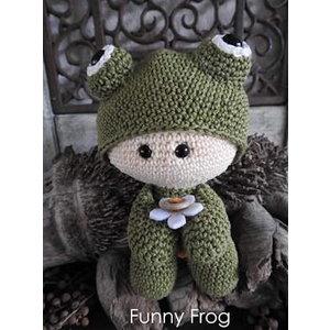 Funny's Haken Funny Haakpakket Frog