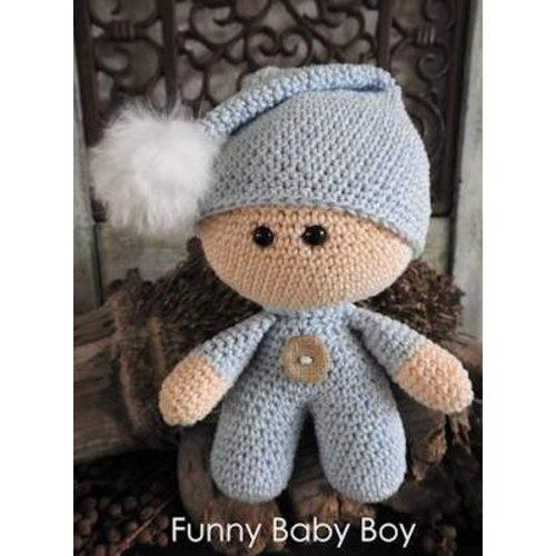 Funny's Haken Haakpakket Funny Baby Boy