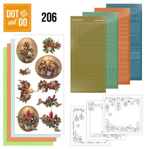 Dot and Do Dot and Do 206  - Amy Design - History of Christmas