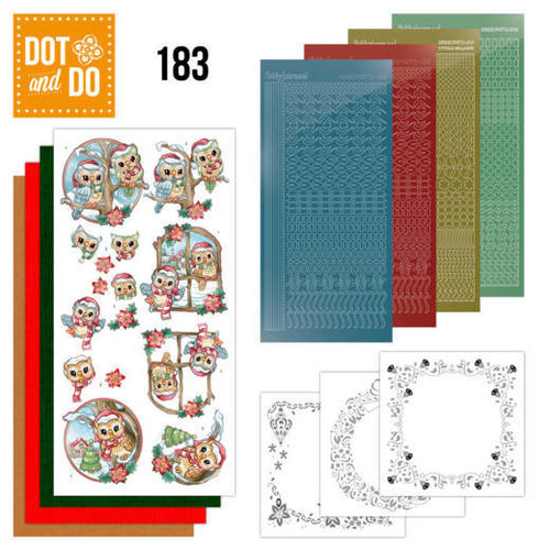 Dot and Do Dot and Do 183 - Yvonne Creations - Christmas Village - Christmas Village