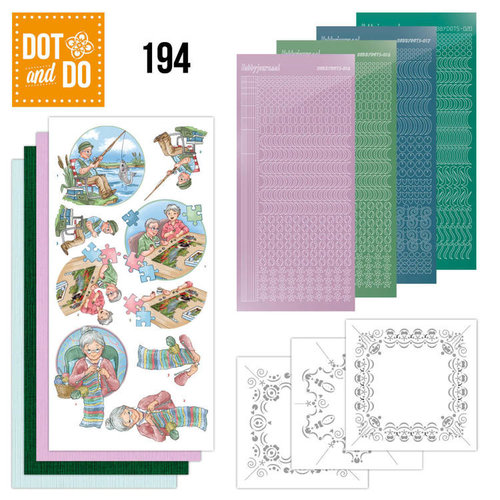 Dot and Do Dot and Do 194 - Yvonne Creations - Knitting