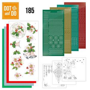 Dot and Do Dot and Do 185 - Jeanine's Art - Christmas Flowers - Pink Christmas Flowers
