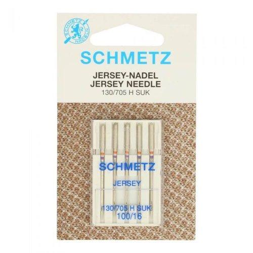 Schmetz Schmetz Jersey machinenaalden 5 stuks assorti