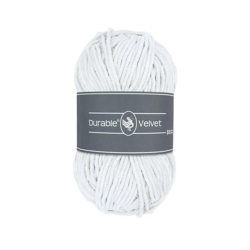 Durable Velvet - Chenille garen voor breien en haken