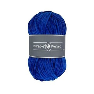 Durable Durable Velvet 100 gram Cobalt nr 2103
