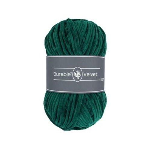Durable Durable Velvet 100 gram Forest Green 2150
