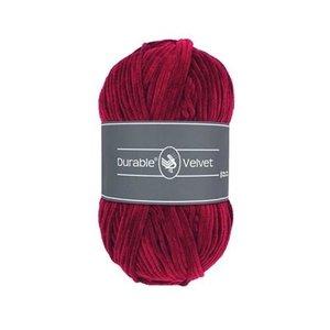 Durable Durable Velvet 100 gram Bordeaux nr 222