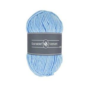 Durable Durable Velvet 100 gram Light Blue 282