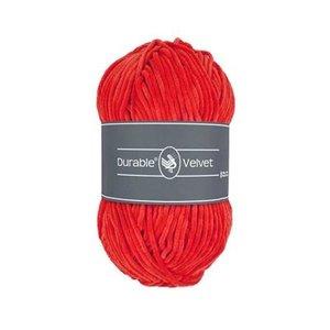 Durable Durable Velvet 100 gram Tomato nr 318