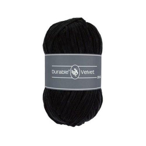 Durable Durable Velvet 100 gram Black nr 325