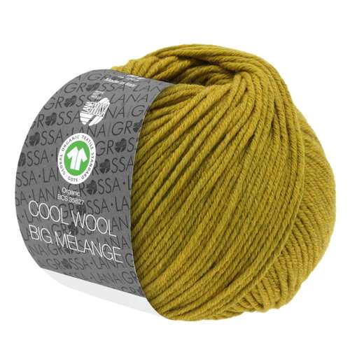 Lana Grossa Cool Wool Big Mélange Gots