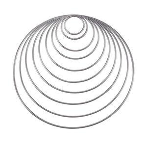 Metalen ringen 10 cm