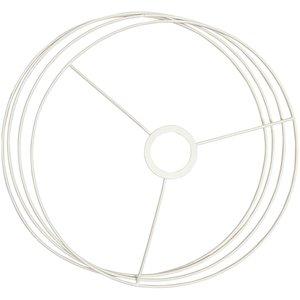 Rico Design Lampenkap Ringen Set